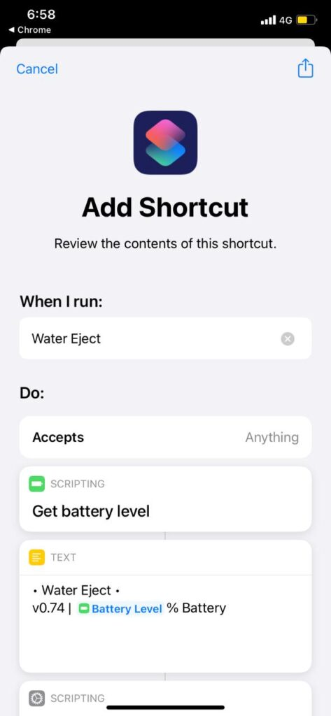shortcuts for iphone